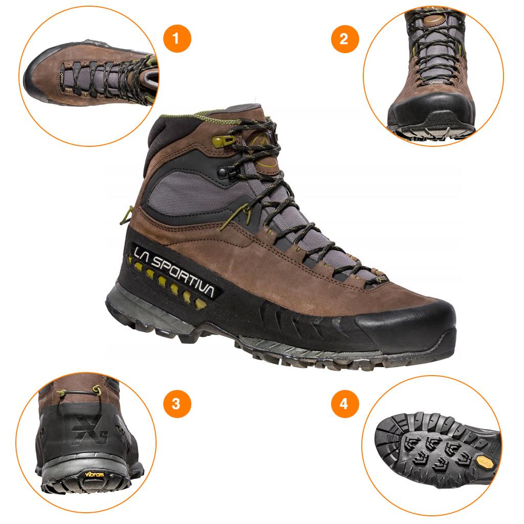 Hiking boot review - La Sportiva TX5 GTX -