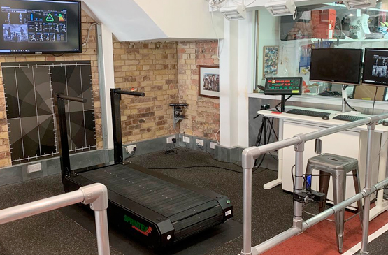 Biomechanics Lab Fulham