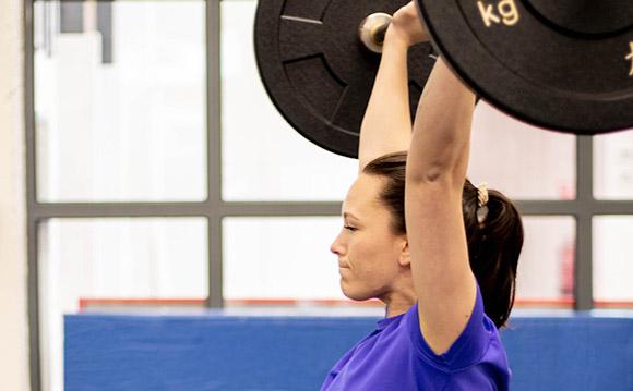 Marthe Weightlifting