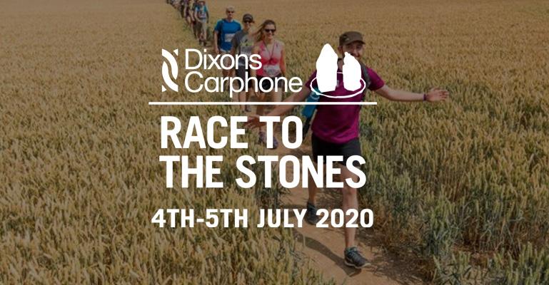 Dixons Carphone Race to the Stones
