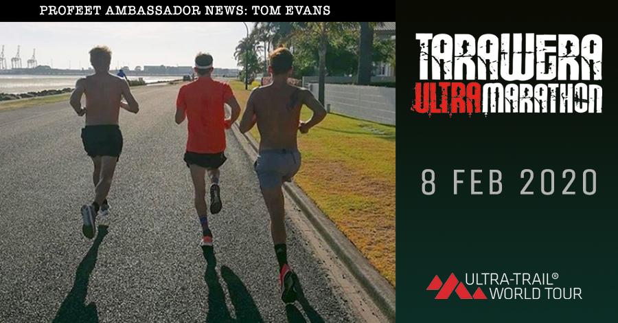 Tom Evans - Ultra runner - Profeet custom insoles