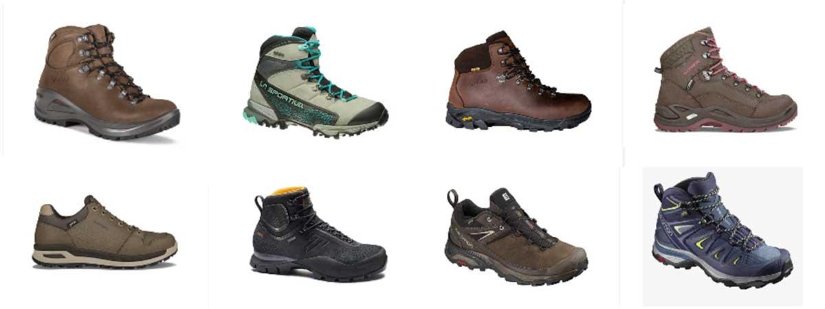 profeet hiking walking boots
