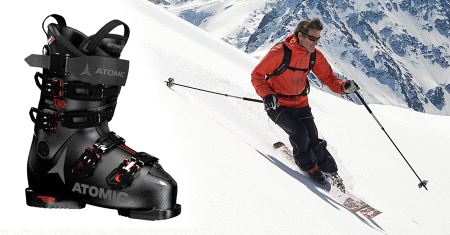 Get your skis boots professionally fitted and be ready to ski!