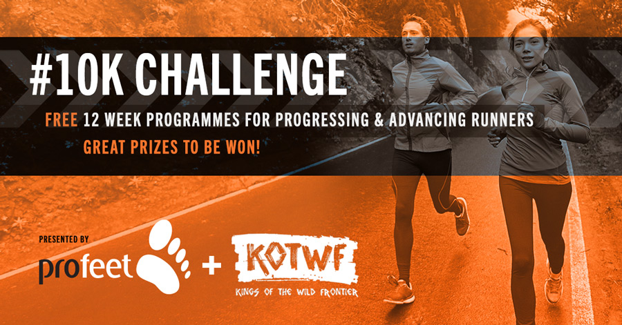 10K Challenge Event with Profeet + OOTWF