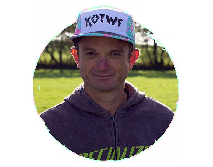 Andy Brodziak, KOTWF Endurance Coach