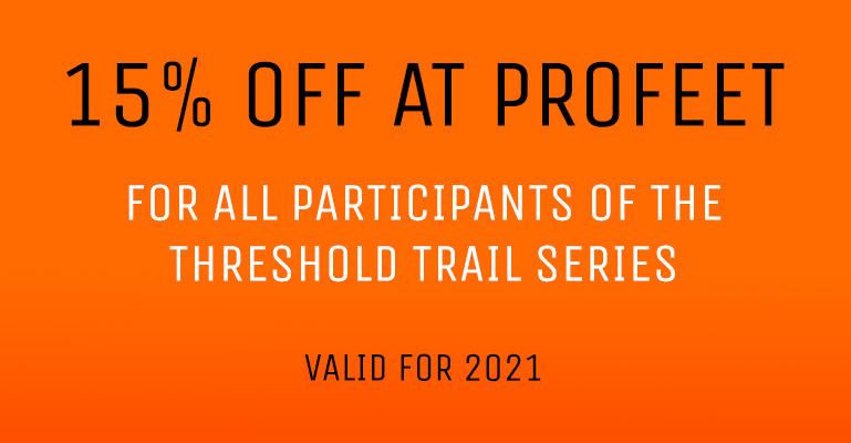 Threshold Trail Series discount