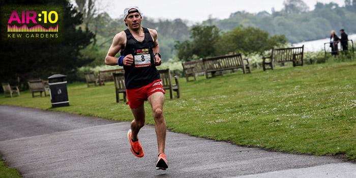 Custom fitted running shoes - ultra runner Pierre Meslet