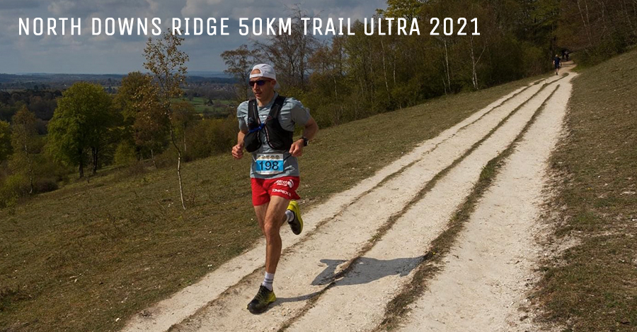 Pierre Meslet North Downs 50k