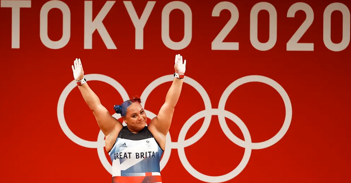 Emily Campbell, Tokyo Olympics Silver Medal